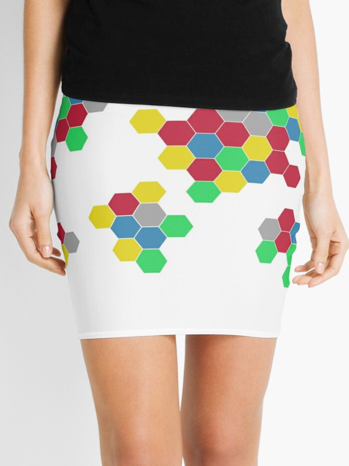 picture relating to Settlers of Catan Printable called Settlers of Catan Impressed - Environment Map Electronic Artwork Print Wall Decoration  Mini Skirt
