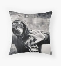 Little Snippy Throw Pillow