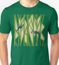 Colourful Tuis Unisex T-Shirt