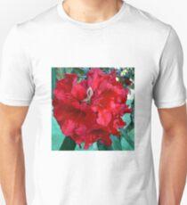 Red Rhodo Unisex T-Shirt