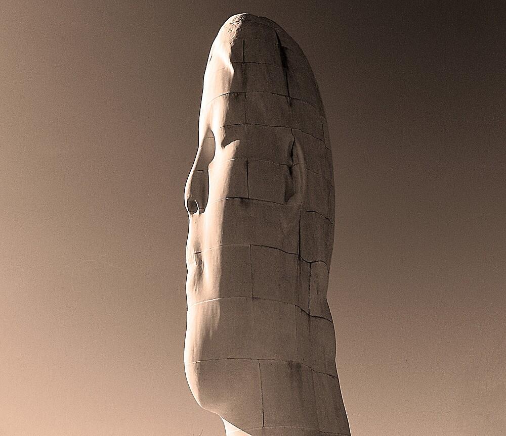 Sepia Dream by DavidWHughes