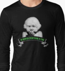 The lady in the radiator T-Shirt