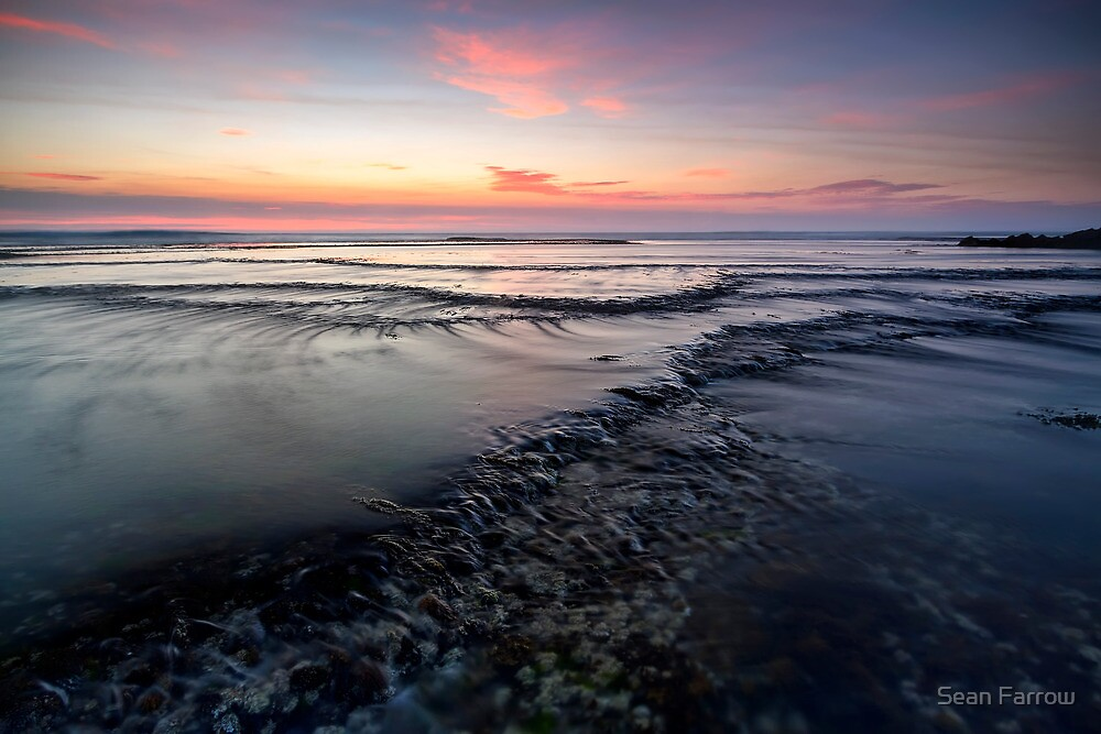 The Pastel Reef - Blairgowrie, Victoria, Australia by Sean Farrow