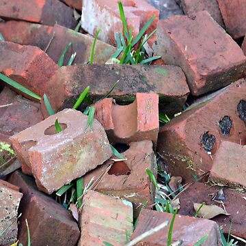 Old Bricks Strong But Discarded by CFC101