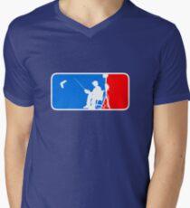 ML FPV Men's V-Neck T-Shirt