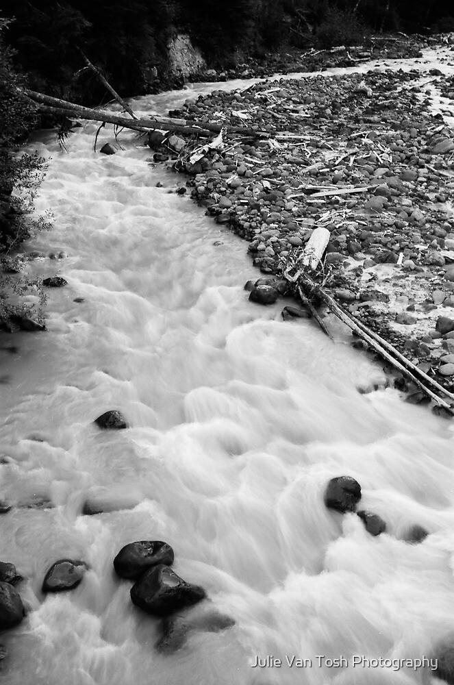 Mt. Baker National Forest, Baker River by Julie Van Tosh Photography