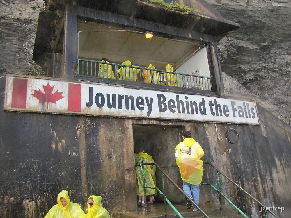 Niagara Falls by jzentrep