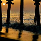 2nd Ave Pier Sunrise by ©Dawne M. Dunton