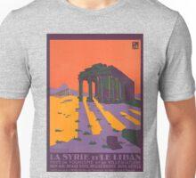 Vintage poster - Syria Unisex T-Shirt