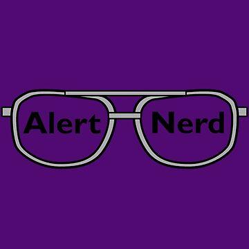 Alert Nerd! by d3mentia