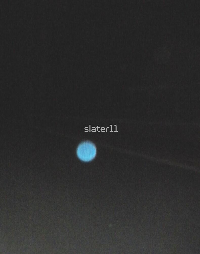 Blue orb! by slater11