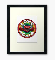 Love Again Framed Print