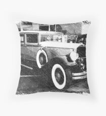 1930 Pierce Arrow8 Throw Pillow