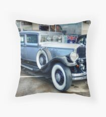 1930 Pierce Arrow10 Throw Pillow