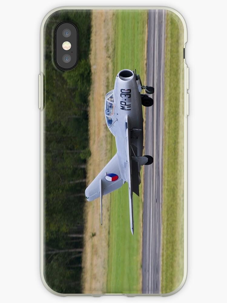 MiG-15 Fagot by jnmayer