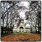 Exhibition Buildings Melbourne by sparrowhawk