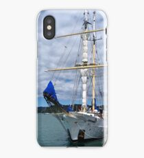 The two-masted Brigantine.........' Robert C. Seamans ! iPhone Case/Skin