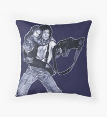 ...mostly Throw Pillow
