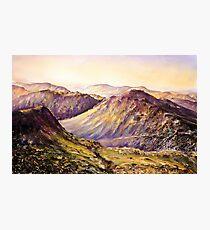 Great Gable, Lake District Photographic Print