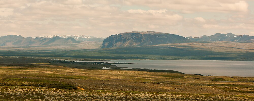 Golden Circle 2 - Iceland by YorkStCreative