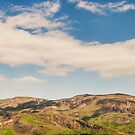 Golden Circle Mountains - Iceland by YorkStCreative