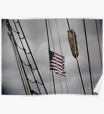 Old Glory..........! Poster