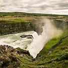 Gullfoss 02 - Iceland by YorkStCreative