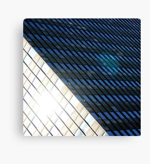 Urban Architectural Abstract Canvas Print