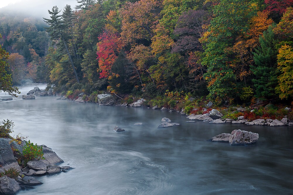 Autumn dawn  by Paul Kavsak