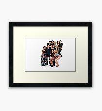 TVD Cast Framed Print