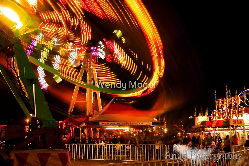Coastal Carolina Fair by Wendy Mogul