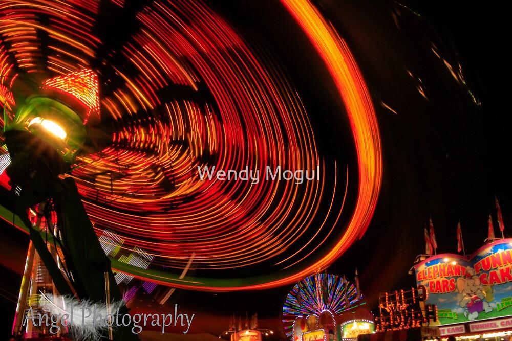 Coastal Carolina Fair 2 by Wendy Mogul