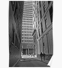 Alley to Breuer Poster