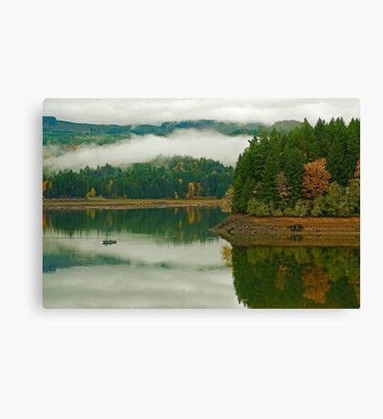 Autumn At Foster Canvas Print