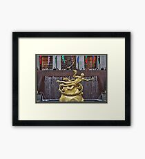Prometheus at 30 Rock Framed Print