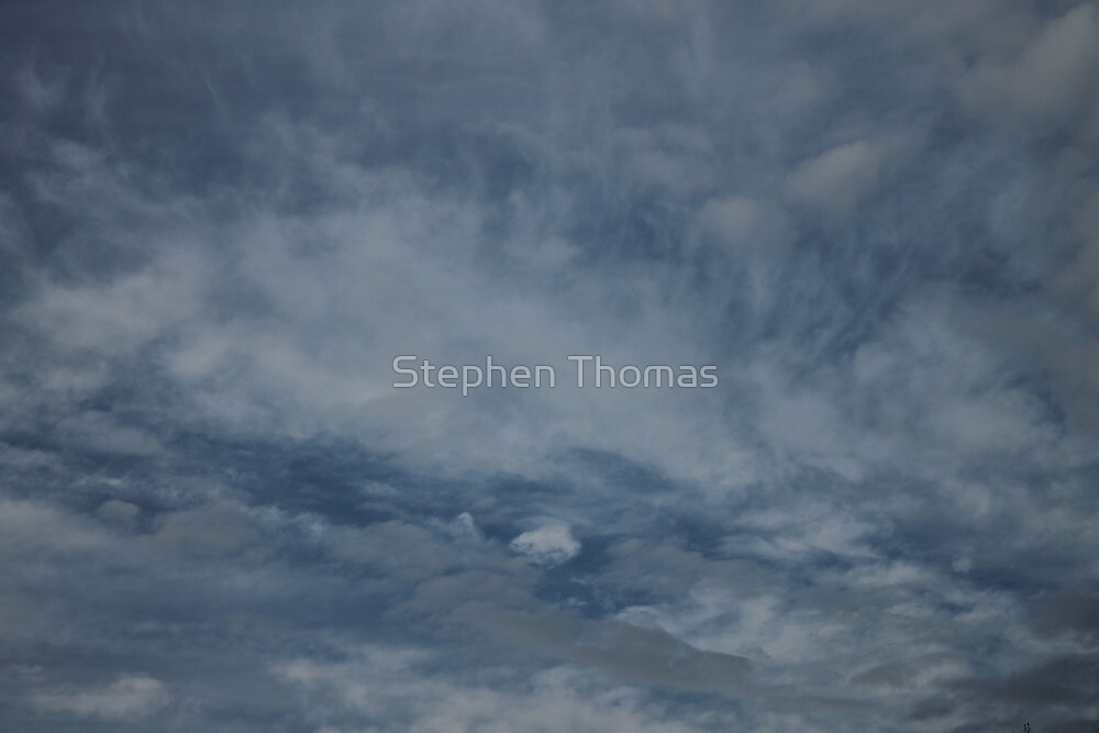 Blue Marble by Stephen Thomas