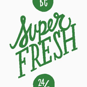 SUPER FRESH by imjesuschrist