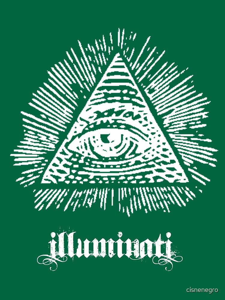 White Illuminati by cisnenegro