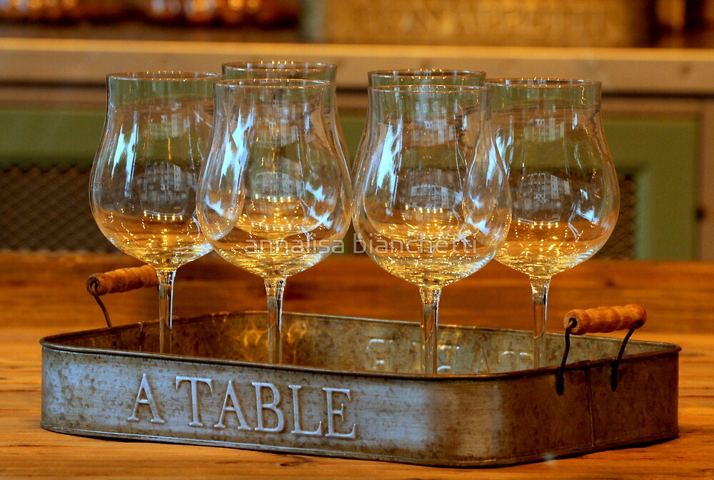 Ready to drink by annalisa bianchetti