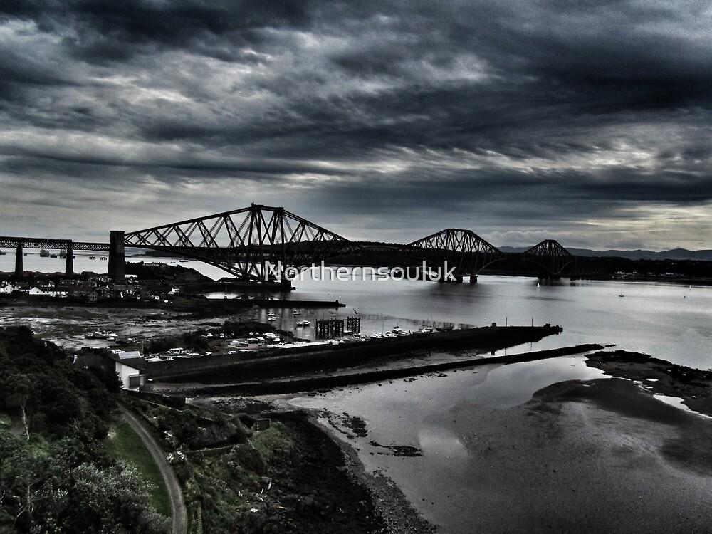 Edinburgh Railway Bridge by Northernsouluk