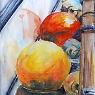 Fenders I by Barbara Pommerenke