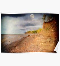 Moonlit Poster