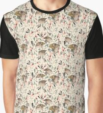 FINE FINCHES Graphic T-Shirt