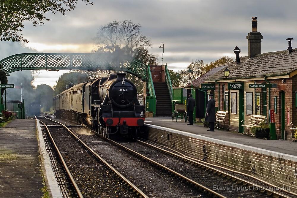 The Watercress Line by Stephen Liptrot