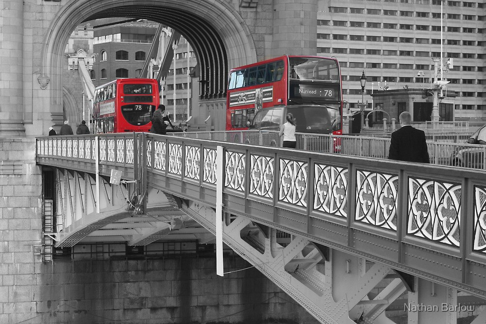 Iconic London by Nathan Barlow