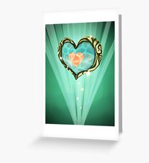 Heart Container Greeting Card