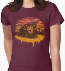HONEY HIBERNATION Women's Fitted T-Shirt