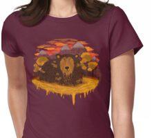 HONEY HIBERNATION Womens Fitted T-Shirt