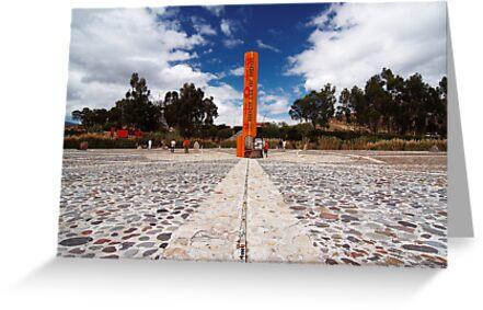 Equator by Sylwester Zacheja