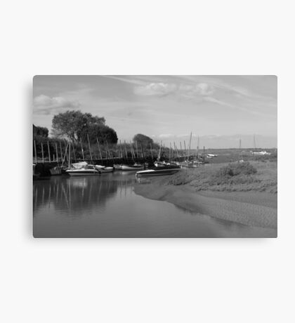 Blakeney, Norfolk Metal Print